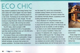 Flybe magazine May 2012